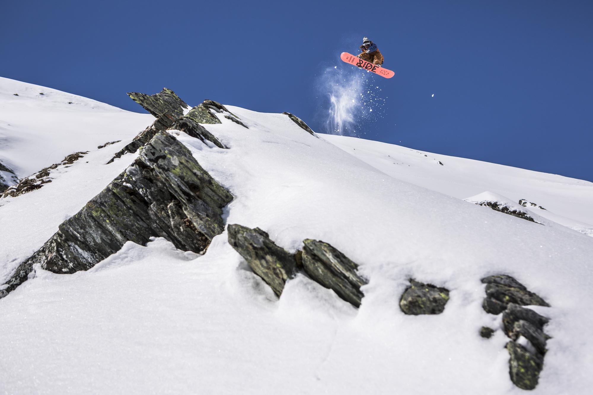 Kitzsteinhorn Powder Team